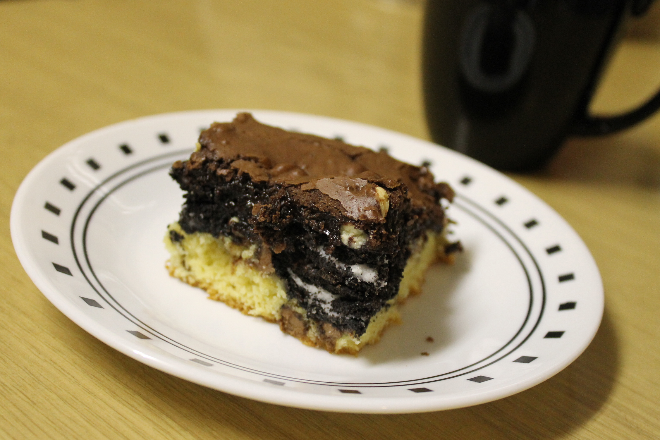 diary of a nocook chef �slutty brownies� adam rozanas